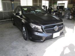AMG GLAクラス GLA 45 4マチック 4WD マッドブラック 点検整備付