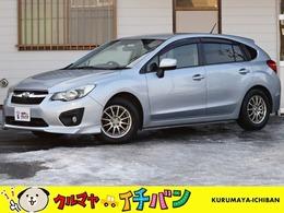 スバル インプレッサスポーツ 1.6 i-L 4WD 夏冬タイヤ付 サビ無キレい ナビTV ETC付き
