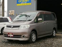 日産 セレナ 2.0 20G 4WD フルセグテレビ・フリップダウンモニター