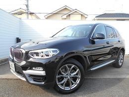 BMW X3 xドライブ20d xライン ディーゼルターボ 4WD ハイラインPコニャック革禁煙1オナ認定車
