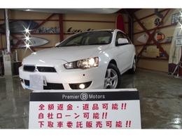 三菱 ギャランフォルティス 1.8 エクシード 4WD 自社分割 フルセグ Bluetooth ETC ナビ