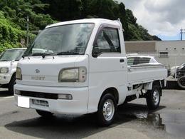 ダイハツ ハイゼットトラック 660 スペシャル 3方開 4WD 5速ミッション デフロック