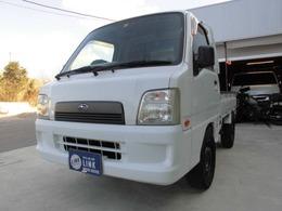 スバル サンバートラック 660 TB 三方開 4WD ナビ TV Bluetooth ETC パワステ