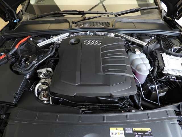 ☆TDIエンジンは優れた環境性能でありながら380Nmのトルクを発生☆
