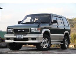 いすゞ ビッグホーン 3.1 ハンドリングバイロータス ロング ディーゼルターボ 4WD 5MT  サンルーフ  車検整備付