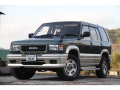 いすゞ ビッグホーン の中古車 3.1 ハンドリングバイロータス ロング ディーゼルターボ 4WD 広島県東広島市 124.8万円