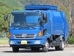 日野自動車 レンジャー 2.15t 巻込パッカー 極東8.6立米