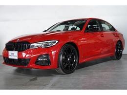 BMW 3シリーズ 320d xドライブ Mスポーツ エディション サンライズ ディーゼルターボ 4WD ブラックレザー ブラックアロイ