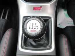 走りの6速マニュアル♪ クセなどなく、快適な走りです♪ とても価値ある1台!!