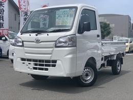 ダイハツ ハイゼットトラック 660 スタンダード 農用スペシャル SAIIIt 3方開 4WD ETC ドラレコ ナンバーフレーム付き