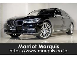 BMW 7シリーズ 750i D車 LEDライト シートヒーター 20インチAW