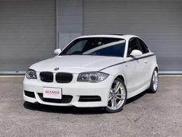 BMW 1シリーズクーペ 135i 中期型 6速マニュアル 黒革 サンルーフ