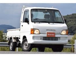 スバル サンバートラック 660 TC 三方開 4WD JA営農サンバー エアコン バックブザー