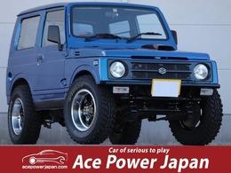 スズキ ジムニー 660 HA 4WD 無期限無制限保証付き 全塗装 新品タイヤ