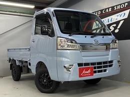 ダイハツ ハイゼットトラック 660 エクストラ SAIIIt 3方開 ワンオーナー レーダーブレーキ