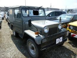 三菱 ジープ 2.7 4WD