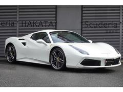 フェラーリ 488スパイダー の中古車 F1 DCT 福岡県大野城市 3490.0万円