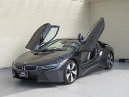 BMW i8 ベースモデル LEDヘッド20AWベージュレザースマートキー