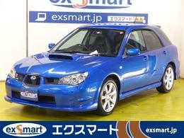 スバル インプレッサスポーツワゴン 2.0 WRX 4WD HID ターボ 社外ナビ ETC DVD再生