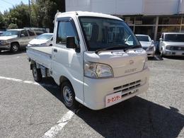 ダイハツ ハイゼットトラック 660 農用スペシャル 3方開 4WD エアコン パワステ 5MT 作業灯