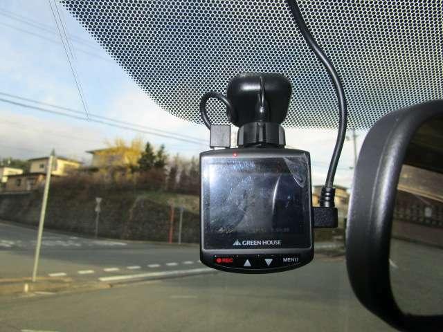 ドライブレコーダーもついておりますので、事故やあおり運転も安心です!