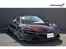 マクラーレン 720S ラグジュアリー McLaren Qualified Tokyo 12カ月認定保証付