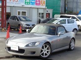 ホンダ S2000 2.0 幌新品交換 社外マフラー 社外AW