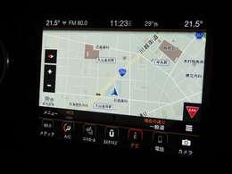 純正メモリーナビゲーション搭載。Car Play使用可能車両です。お持ちのスマートフォンからグーグルマップや音楽再生アプリをこの大画面で操作が可能です。