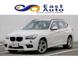 BMW X1 sドライブ 18i Mスポーツパッケージ コンフォートアクセス/アルピンホワイト