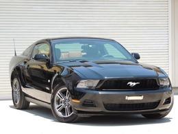 フォード マスタング V6プレミアム 正規輸入ディーラー車 新品タイヤ4本装着
