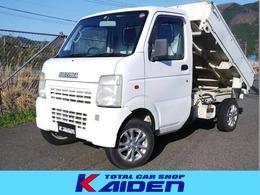 スズキ キャリイ トラック 660 金太郎ダンプ 3方開 4WD