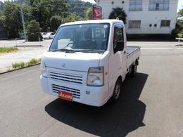 スズキ キャリイ 660 FC エアコン・パワステ 3方開 4WD