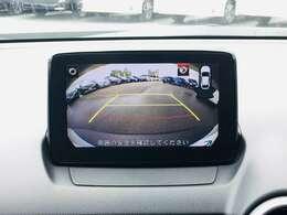 【 バックカメラ 】便利なバックカメラ装備で安全確認を頂けます。駐車が苦手な方にもオススメな便利機能です♪