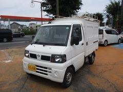 日産 クリッパートラック の中古車 660 パネルバン 埼玉県さいたま市中央区 23.0万円