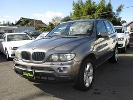 BMW X5 3.0i 4WD 自社ロ ーン