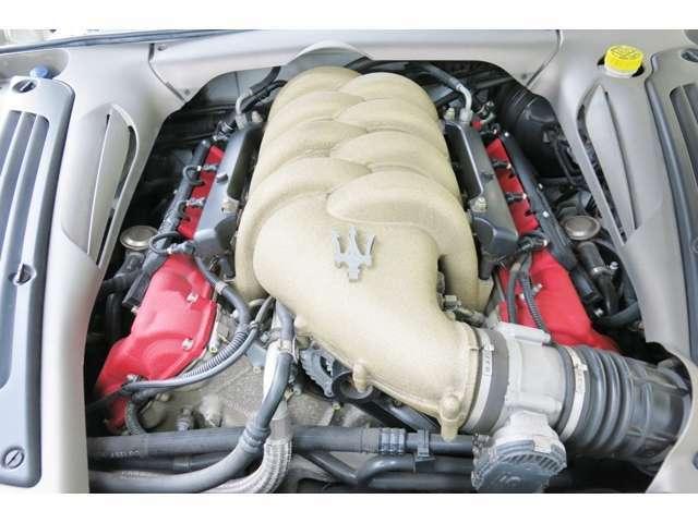 新型エンジンではもう味わえないV84200CCエンジン