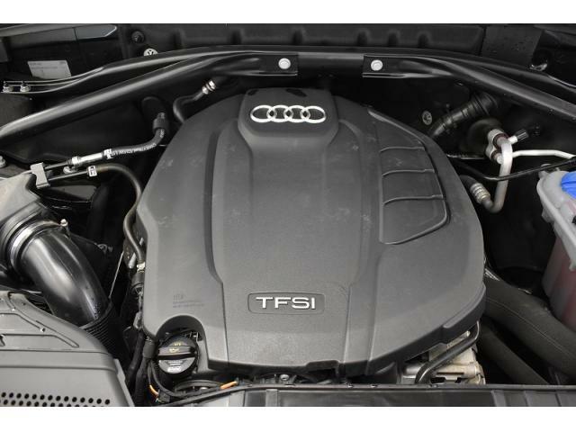 ●2.0TFSIエンジン『入庫時の状態もとても良く、エンジン機関も良好!ぜひ一度現車を御覧下さい!他にも多数の在庫を展示!』