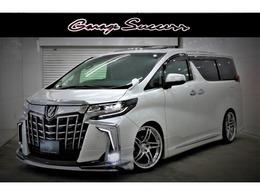トヨタ アルファード 2.5 S Cパッケージ 20AW車高調モデリスタサンルーフアルパイン