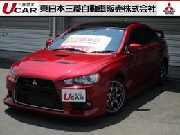 三菱 ランサーエボリューション 2.0 ファイナルエディション 4WD 国内1000台限定No.JP0381 レカロ BBS