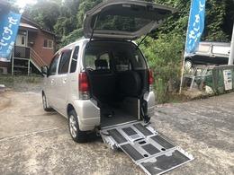 スズキ ワゴンR 660 A 福祉車両 スローパー 車椅子 エアコン