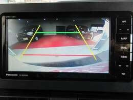 オプションの純正バックカメラ接続配線キット(純正ナビ装着用アップグレードパック用)・ハンドルリモコン連動します。