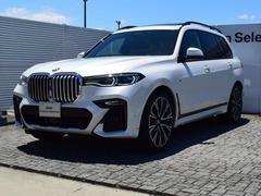 BMW X7 の中古車 xドライブ35d Mスポーツ ディーゼルターボ 4WD 三重県津市 1230.0万円