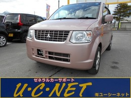 三菱 eKワゴン 660 M 4WD 桜ピンクeKETC付