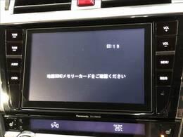 フルセグ内蔵純正ナビ搭載。DVD再生、Bluetoothも対応可能です。