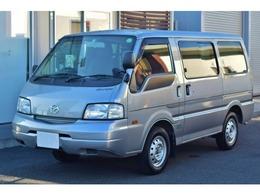 マツダ ボンゴバン 1.8 GL 低床 /1オーナー/禁煙車/ETC/5速マニュアル