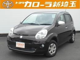トヨタ パッソ 1.0 プラスハナ Cパッケージ ワンオーナー/ETC/ワイヤレスキー