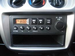 純正ラジオ搭載!