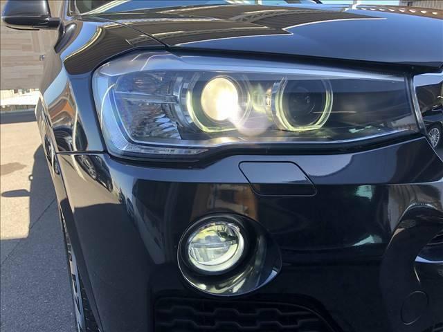 【HIDヘッドライト】は視認性が高く安全です!また、見た目もかっこいいです!
