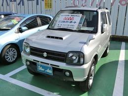 スズキ ジムニー 660 XC 4WD インタークーラーTURBO