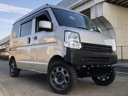 マツダ スクラム 660 バスター ハイルーフ 4WD 新品リフトアップキット新品タイヤ5速MT